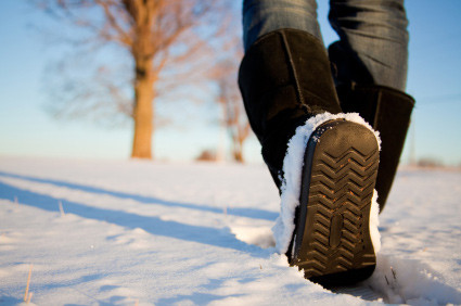 9 safety tips for winter walking - Your Health Matters