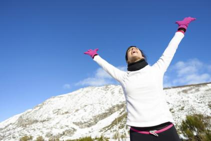 winter activity goals