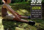 30x30 challenge - listen to the wind