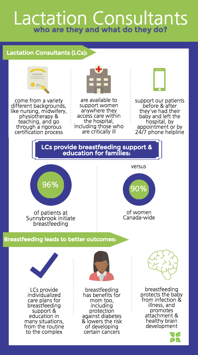 Lactation consultants who are they what do they do lactation consultant who are they and what do they do infographic 1betcityfo Choice Image
