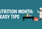 Nutrition Month: 7 easy tips