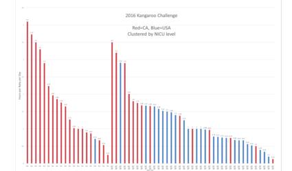 Kangaroo Challenge participants