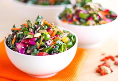 Superfood salad - Image Courtesy Angela Simpson