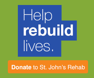 Donate to St. John's Rehab