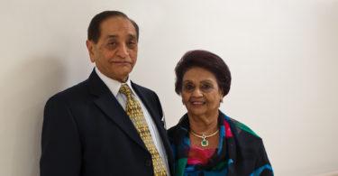Gulshan and Pyarali Nanji