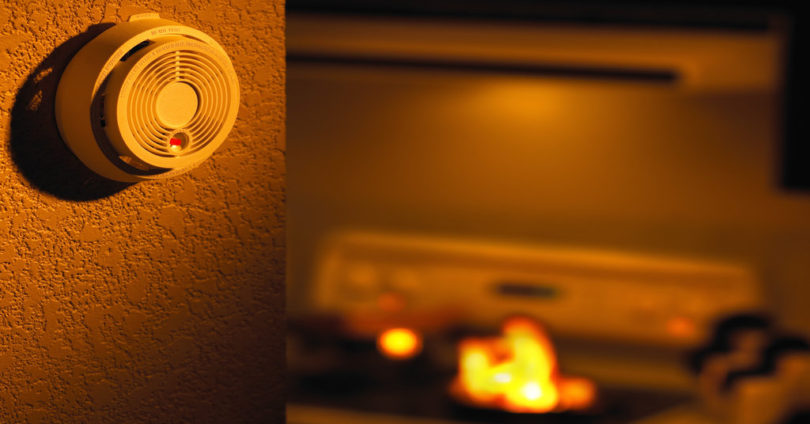 When should you replace your smoke alarms?