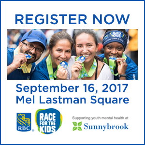 RBC Race for the Kids - Register Now 2017
