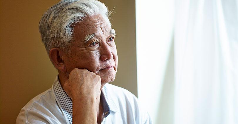 Apathy in dementia patients