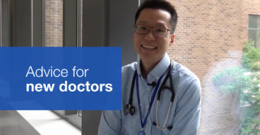 Advice for new doctors