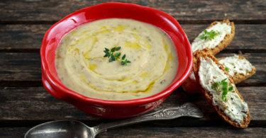 creamy soup