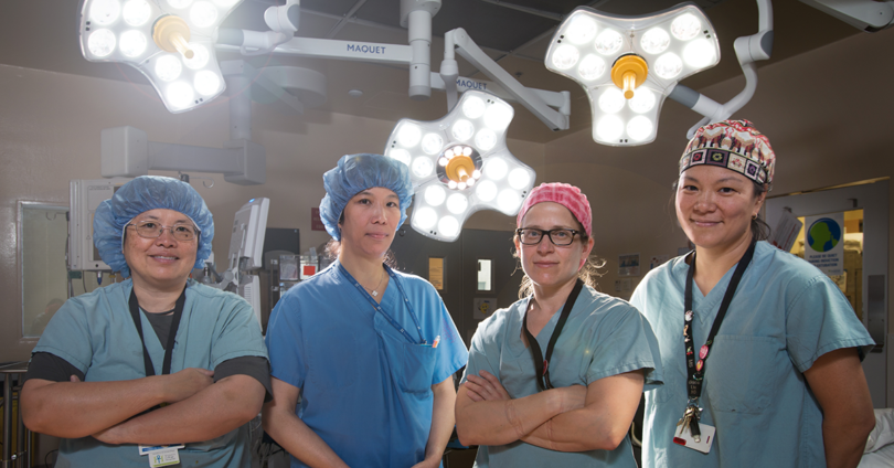 Keyhole surgery: a 'game changer' for complex gynecologic cases