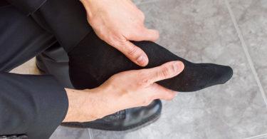 A sore foot