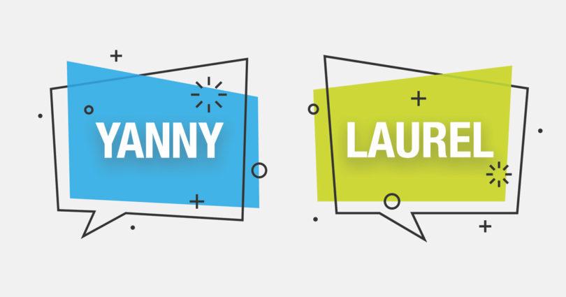 Yanny versus Laurel