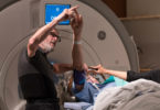 100th patient being treated with focused ultrsound for essential tremor