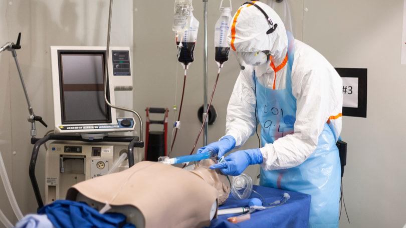 Researchers are leading a unique Ebola study in Toronto