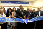 New stroke unit grand opening