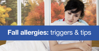 Fall allergies: triggers & tips