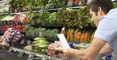 veggie aisle
