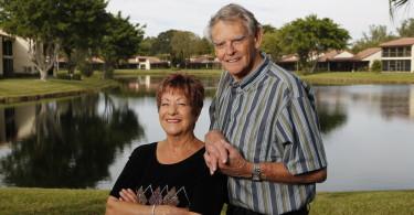 Carol and Rodney Witz