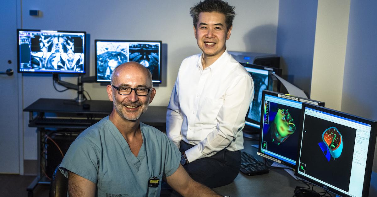 Drs. Morton and Cheung