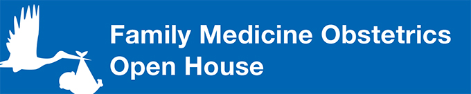 Family Medicine Obstetrics Open House