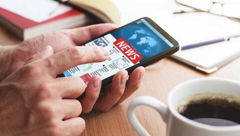 Consuming news