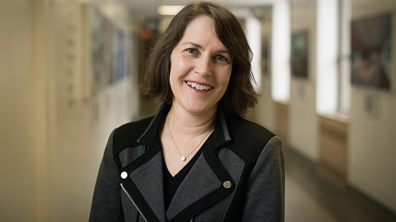 Dr. Krista Lanctot.