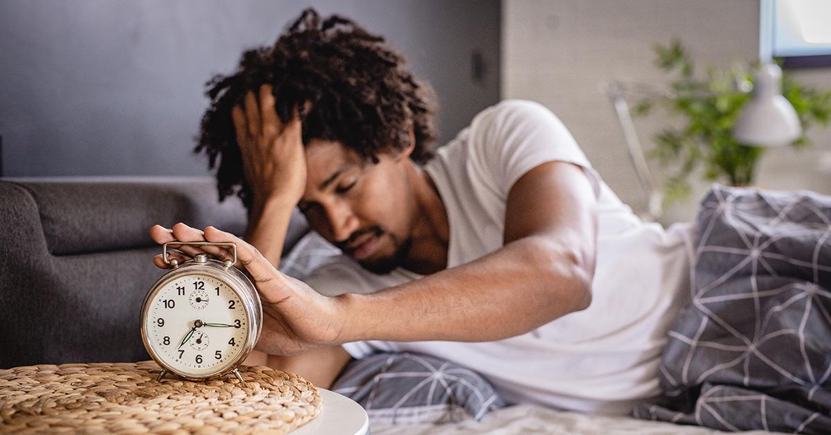 Пандемия мешает спать
