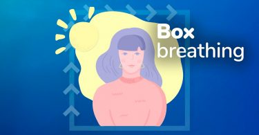Box breathing