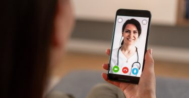 Family doctor virtual visit