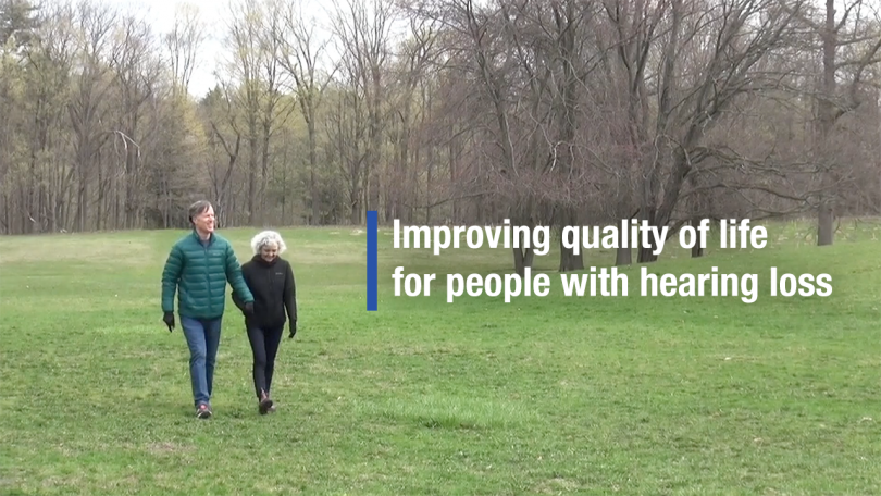 Improving quality of life for patients with hearing loss