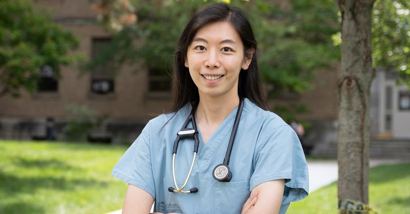 Dr. Stephanie Zhou